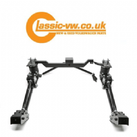 Mk1 Golf Caddy Rear 4 Link Frame With Air Bags (From 1987)